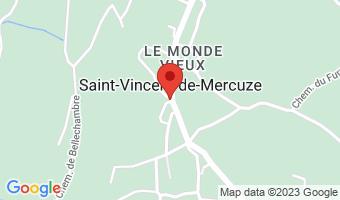 Parking de la Salle des Fêtes 38660 Saint-Vincent-de-Mercuze