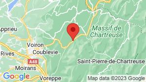 Carte de localisation du centre de contrôle technique SAINT JOSEPH DE RIVIERE