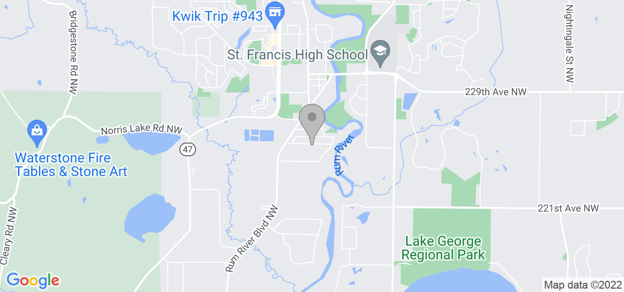 3744 225th Ln NW, St Francis, MN 55070, USA