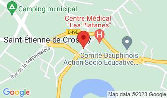 51, rue du Charrat 38960 Saint-Étienne-de-Crossey
