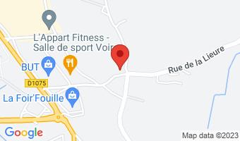 1 rue du Château 38500 Voiron