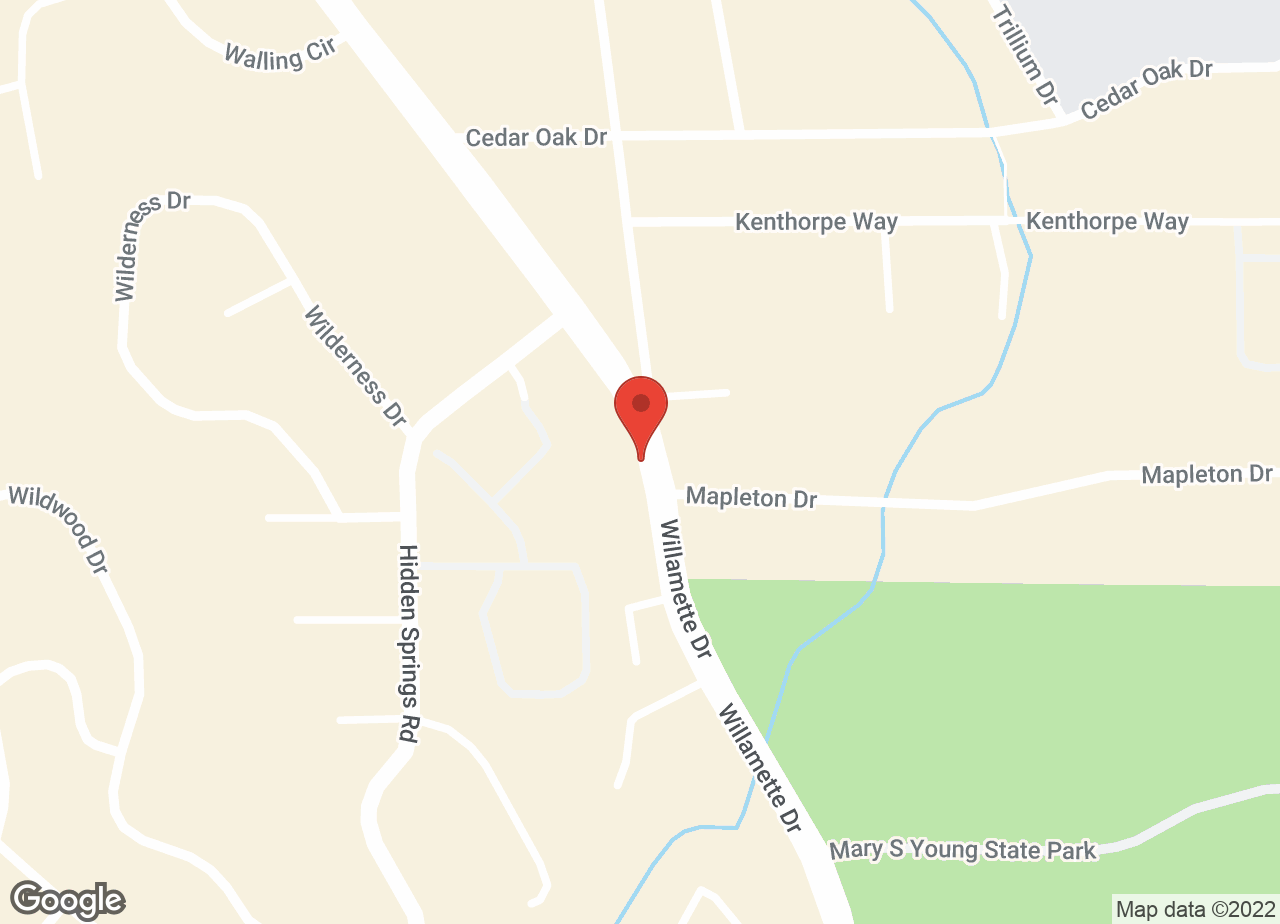 Google Map of VCA West Linn Animal Hospital