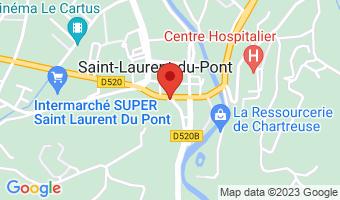 Place Aristide Briand 38380 Saint-Laurent-du-Pont