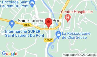 41 avenue Jean Jaurès 38380 Saint-Laurent-du-Pont