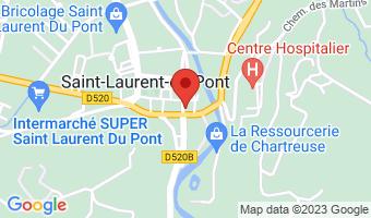 4 avenue Charles De Gaulle 38380 Saint-Laurent-du-Pont