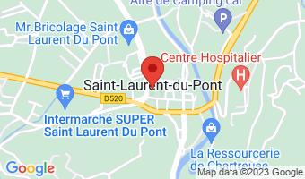 Place de la mairie, la vieille tour 38380 Saint-Laurent-du-Pont