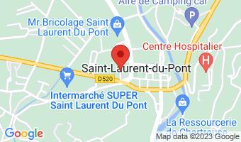 1 rue Charles Hérold 38380 Saint-Laurent-du-Pont