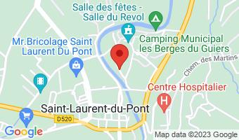 Chemin de Plan Basset 38380 Saint-Laurent-du-Pont
