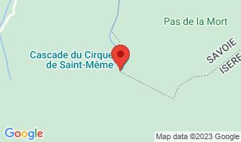 Cirque de Saint Même 73670 Saint-Pierre-d'Entremont