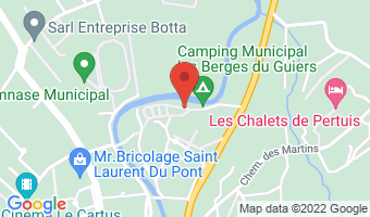 Plan Basset 38380 Saint-Laurent-du-Pont