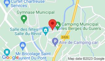 Plan Basset 38380 Saint-Laurent-du-Pont