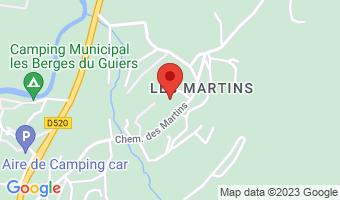 691 Chemin des Martins 38380 Saint-Laurent-du-Pont
