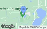 Map of Big Lake, MN