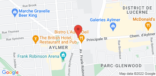 Directions to Café Mulligan