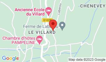 Le Villard 73670 Saint-Pierre-d'Entremont