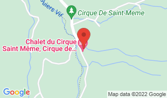 Cirque de St Même 73670 Saint-Pierre-d'Entremont