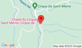 Cirque de St Meme 73670 Saint-Pierre-d'Entremont