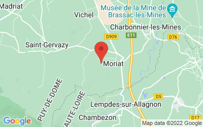 Les Fredières, 63340 Moriat, France