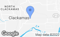 Map of Clackamas, OR