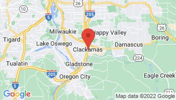 Map of Clackamas