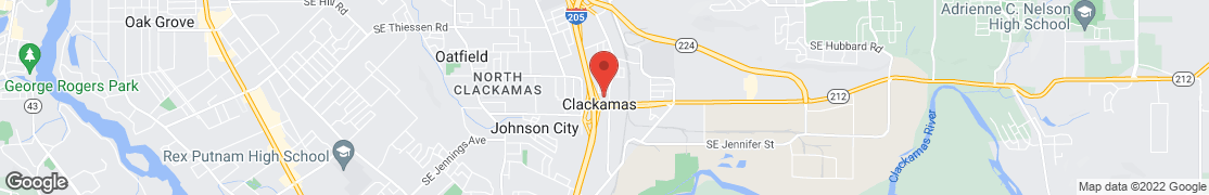 Map of 15815 SE 82nd Dr in Clackamas
