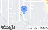 Map of Oak Grove, OR