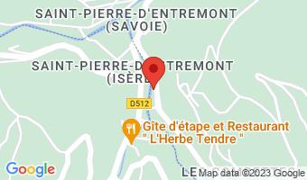 Lieu dit la Bazinière 73670 Saint-Pierre-d'Entremont