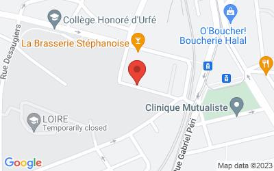 11 Rue de l'Egalerie, 42100 Saint-Étienne, France