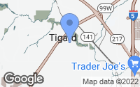 Map of Tigard, OR