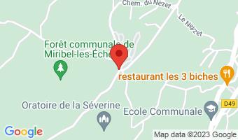 Camping Le Blacon de Chartreuse 38380 Miribel-les-Échelles