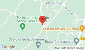 950 chemin de la Forêt 38380 Miribel-les-Échelles