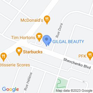 Dépanneur Super Prix Map