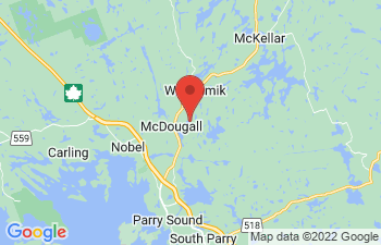 Map of McDougall