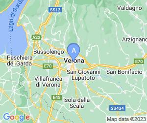 Karte für Albergo Trento
