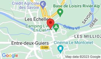 Centre ville 73360 Les Échelles