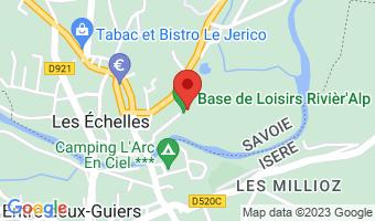 Rivier'Alp, place de la Corderie 73360 Les Échelles
