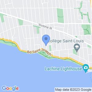 Dépanneur 7 Jours - Lachine Map