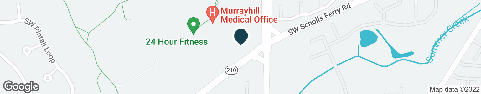 Google Map of14600 SW MURRAY SCHOLLS DR