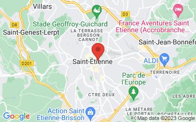 3 Rue du Jeu de l'Arc, 42000 Saint-Étienne, France