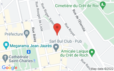 23 rue Roger Salengro 42000 Saint-Etienne