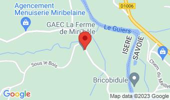931 Chemin du Billard 38380 Miribel-les-Échelles