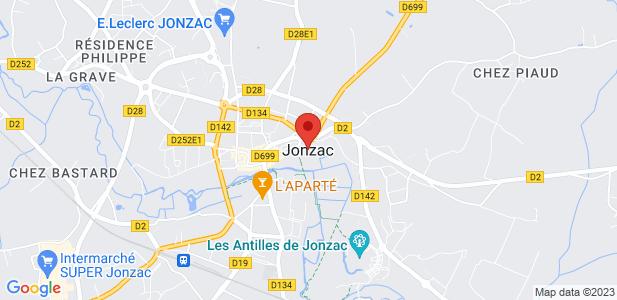 Bâtiment de 500m² à louer - Jonzac (17)