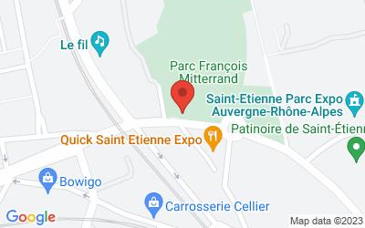 31 Boulevard Jules Janin, 42000 Saint-Étienne, France
