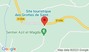 Site historique des Grottes de Saint Christophe 73360 Saint-Christophe-la-Grotte