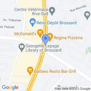 Pasta Tutti Giorni Map