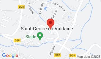 Rue des écoles 38500 La Buisse