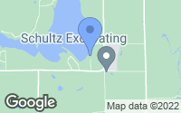 Map of Balsam Lake, WI