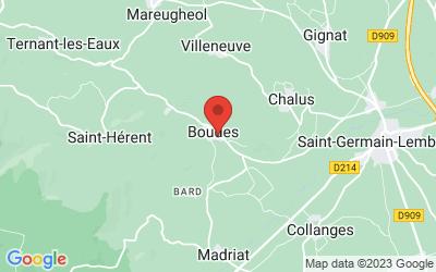 Rue du Coufin, 63340 Boudes, France