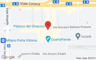 Via Giovanni Battista Piranesi, 14, 20137 Milano MI, Italie