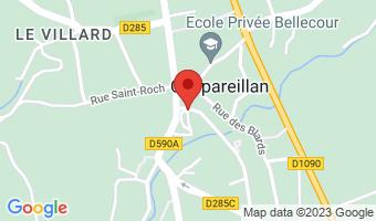 Place de la Mairie 38530 Chapareillan